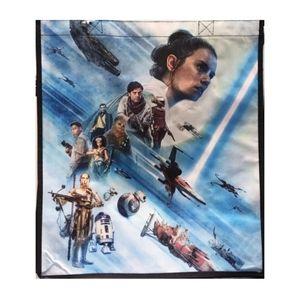 2/$10-Disney Star Wars Rey Reusable Tote Bag